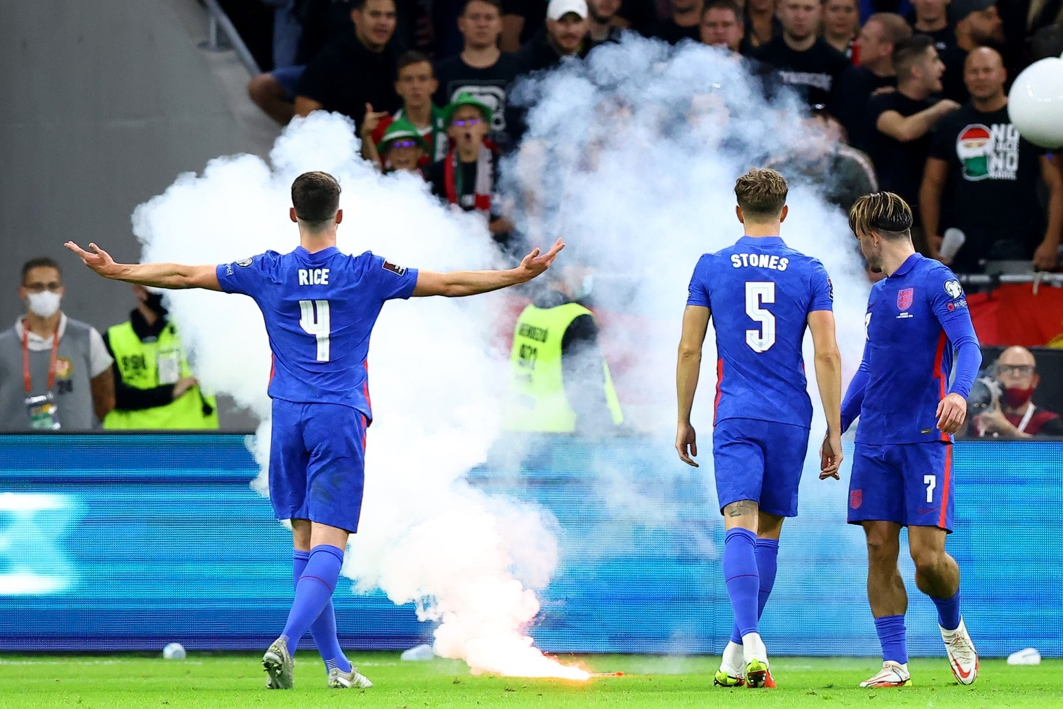 Hungary crowd's abuse of England was 'preventable and predictable' – Kick It Out