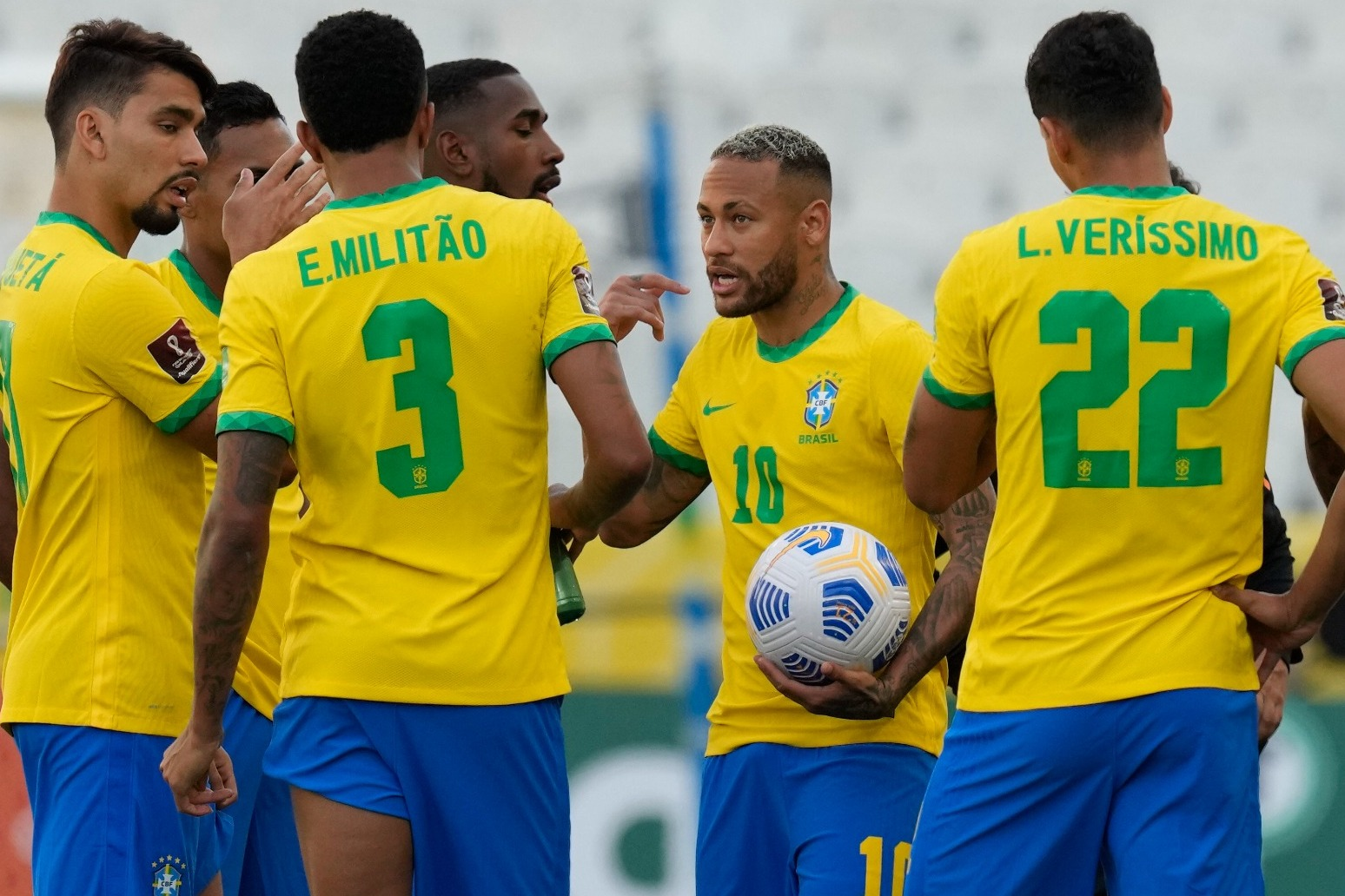 Brazilian players to be barred from playing in Premier League matches