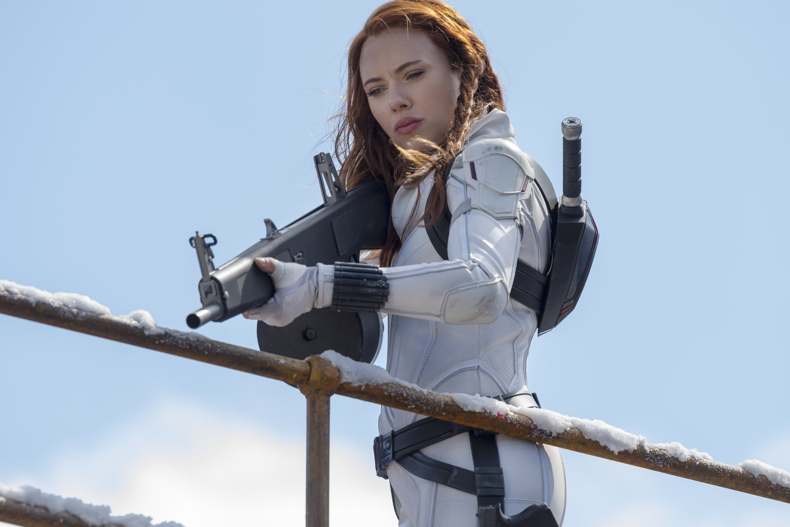 Scarlett Johansson and Disney reach settlement in Black Widow dispute