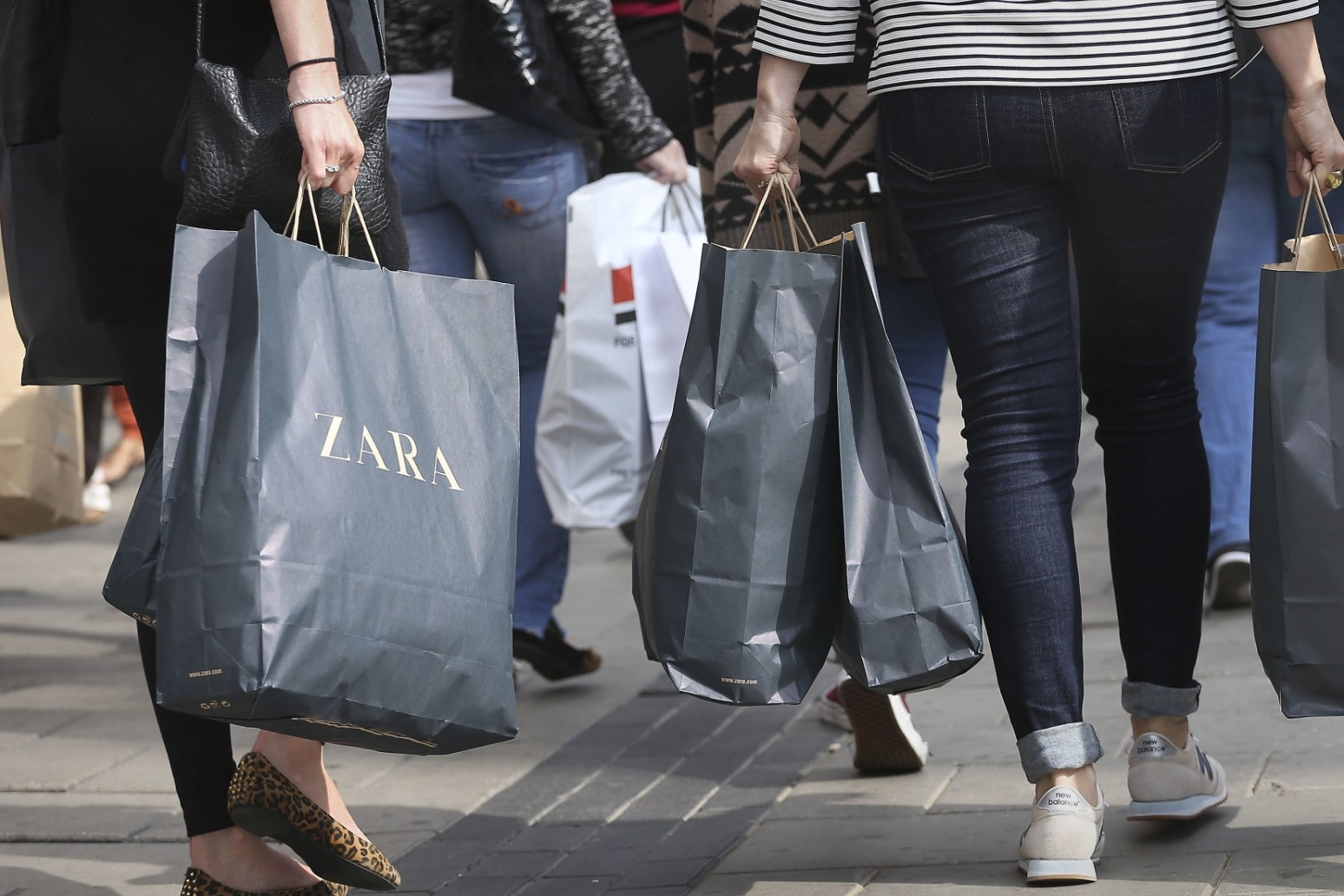 Fuel worries and wet weather kept shoppers at home in September