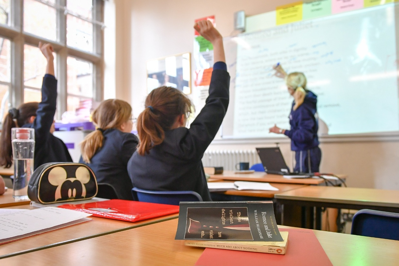 Extremist views widespread in England's classrooms, say teachers