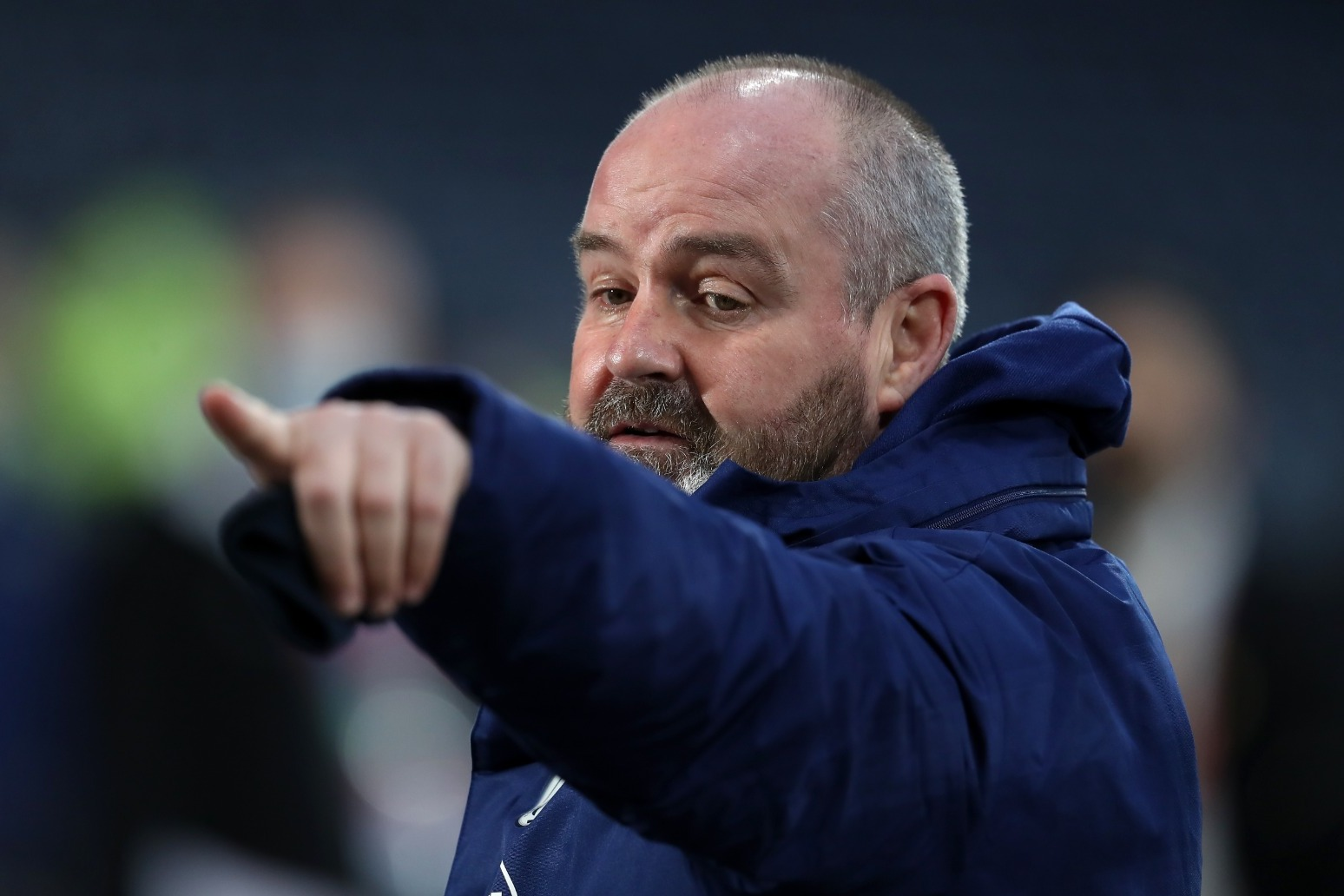 Steve Clarke says Scotland have come a long way – and can get even better