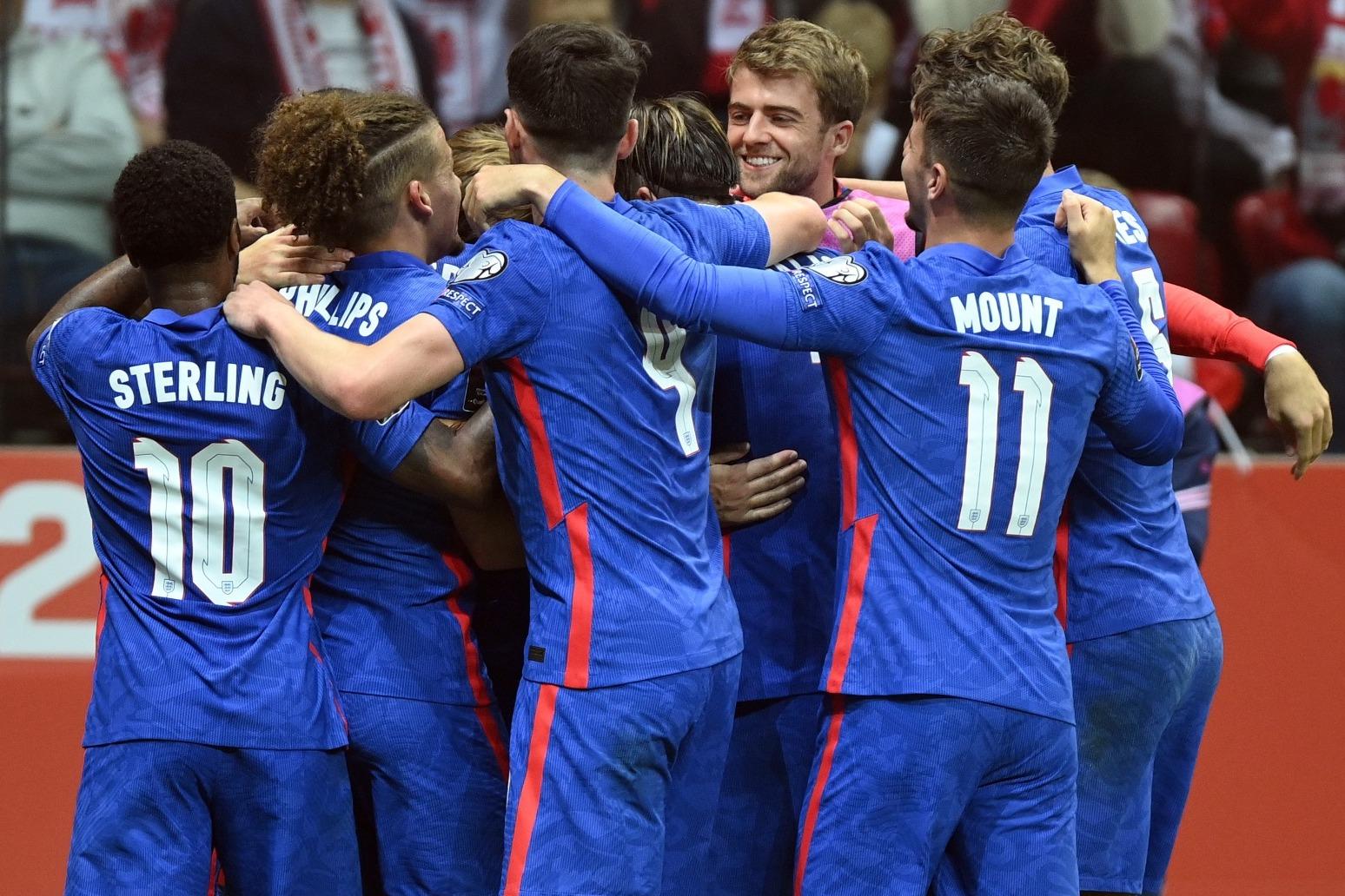England have made brilliant response to Euro 2020 heartache