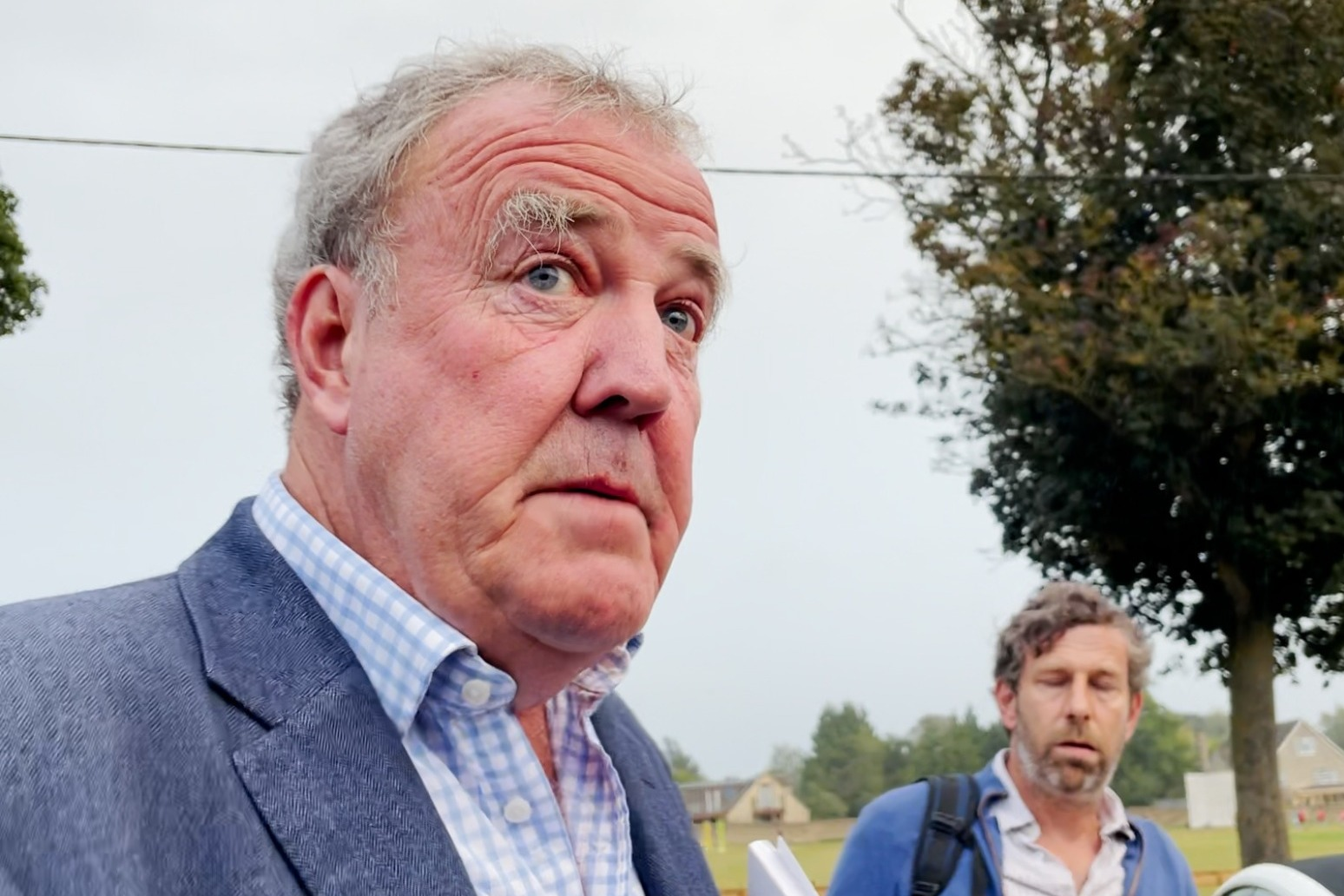 Residents reveal Jeremy Clarkson's lambing shed plans after village meeting