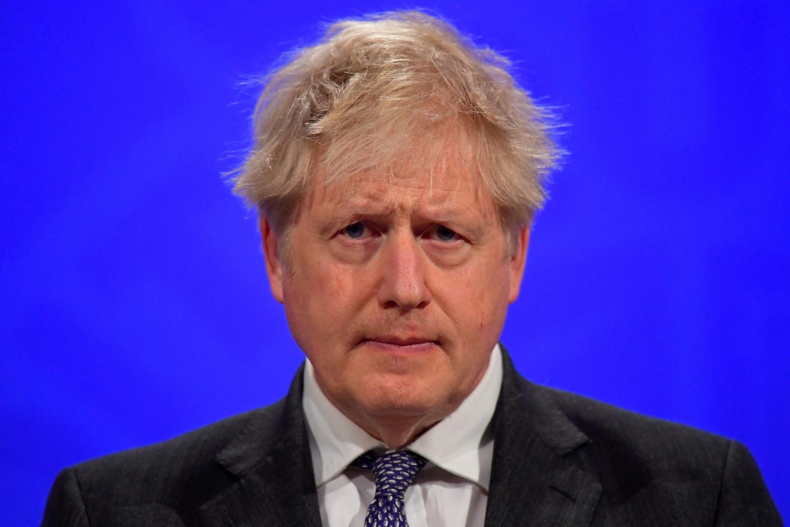 Boris Johnson's mother dies aged 79