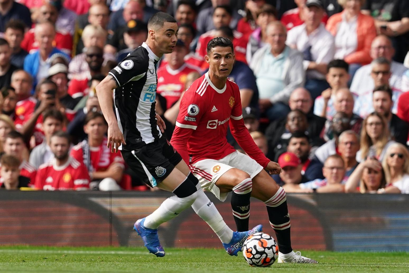 Cristiano Ronaldo double inspires Manchester United win on stunning return