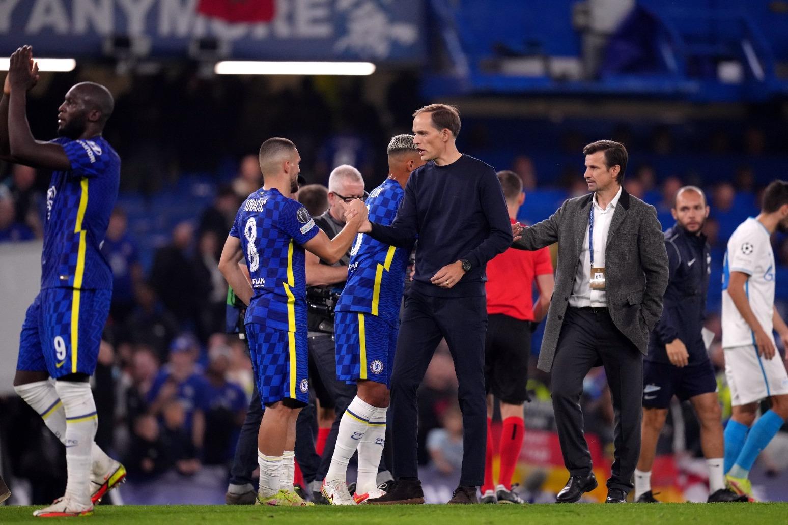 Thomas Tuchel praises 'world-class' Romelu Lukaku after narrow Chelsea victory
