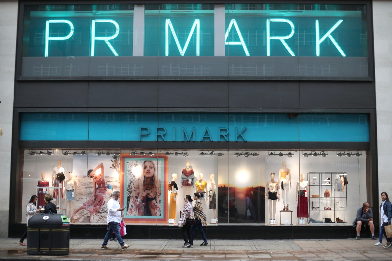 Primark pledges to make sustainable clothing 'affordable to all'