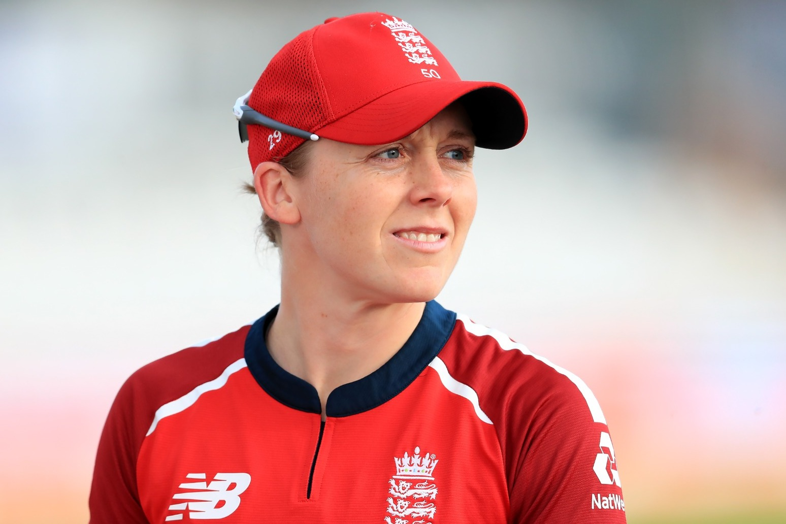 England captain Heather Knight says touring Pakistan would send a 'strong message'