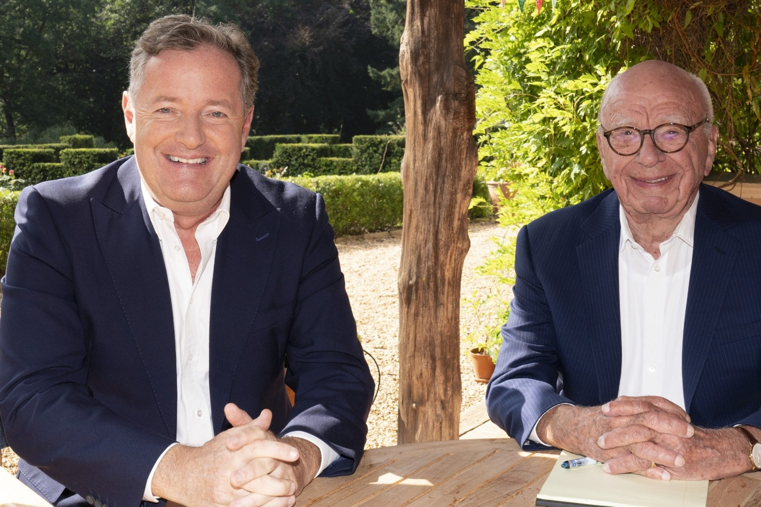 Piers Morgan signs global deal with News Corp and Fox News Media