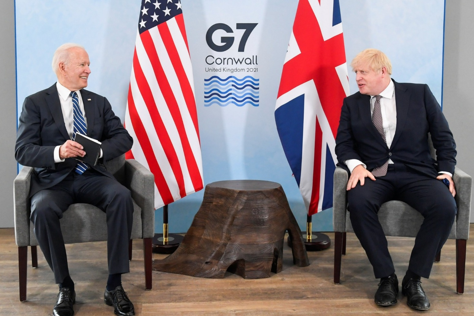 PM says US-UK trade deal is not priority for Biden ahead of White House visit