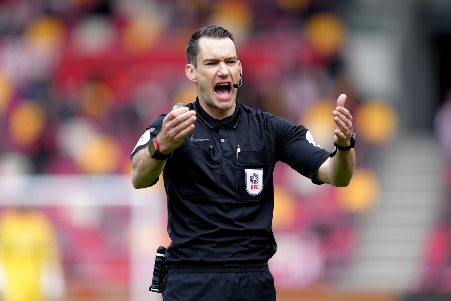 Jarred Gillett to make debut as Premier League's first overseas referee