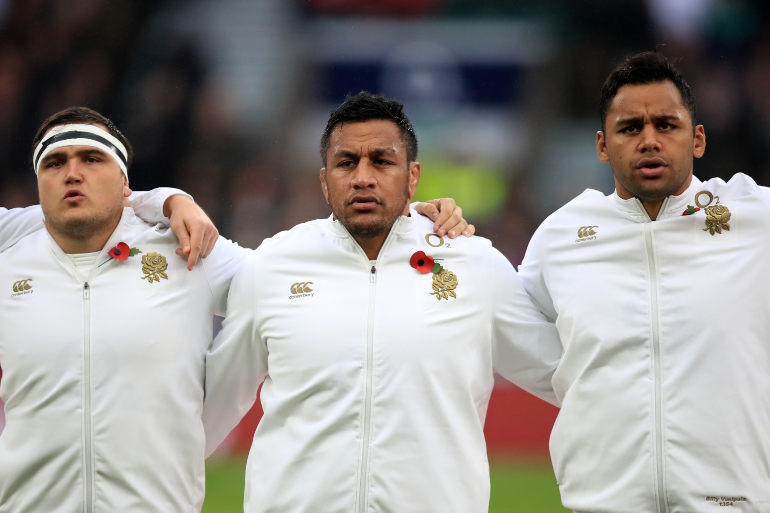 Five senior players left out of Jones\' England squad from autumn training