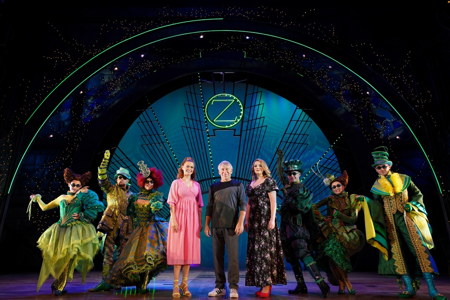Wicked stars reflect on hit musical ahead of its 15th anniversary