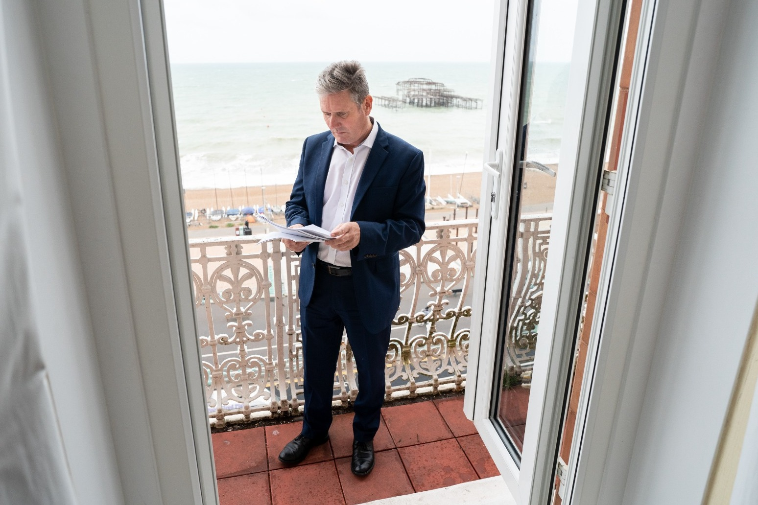Starmer says winning elections more important than unity amid rift with left