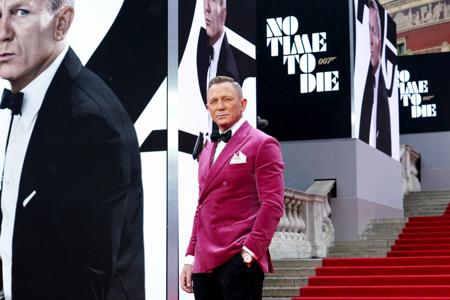Review round-up: Scores are in for Daniel Craig's Bond swansong No Time To Die