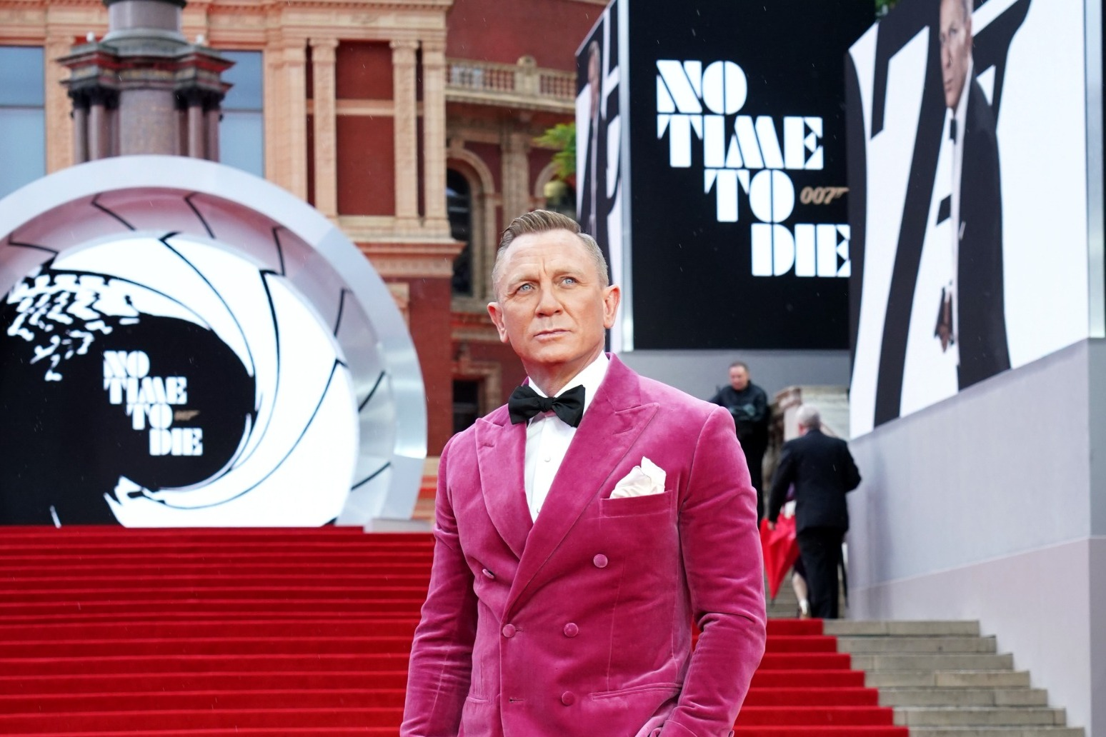 No Time To Die album becomes highest-charting James Bond soundtrack of all time