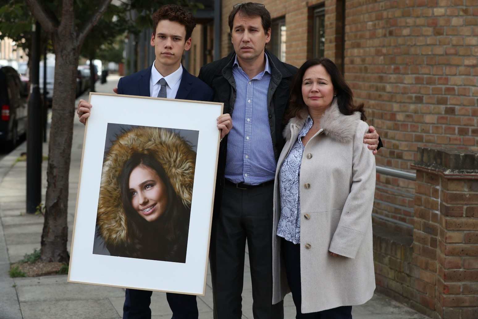 Parents of Natasha Ednan-Laperouse welcome new law in her name
