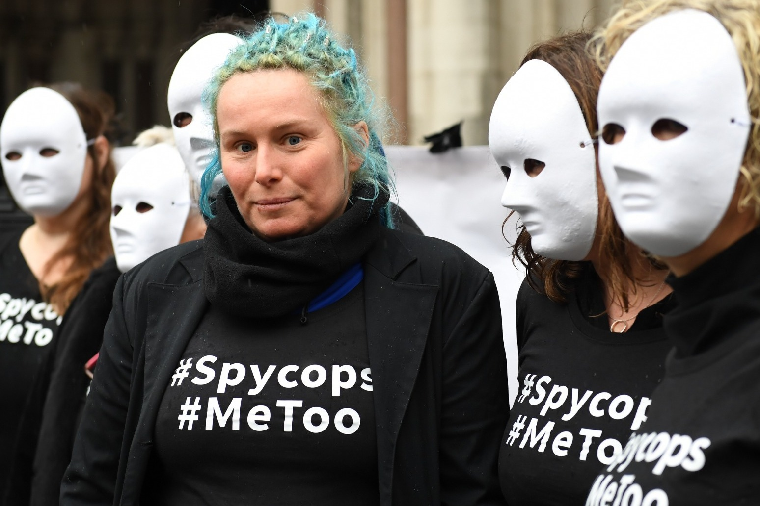 Activist deceived into relationship with undercover officer wins tribunal case