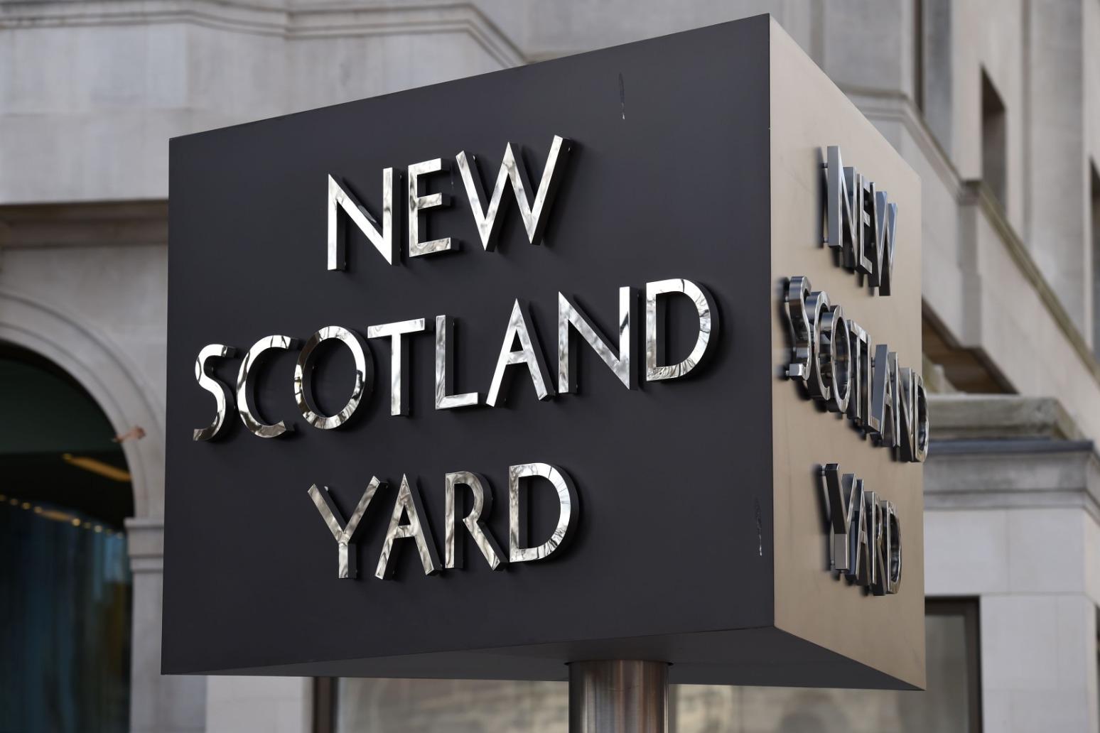 Met Police officer remanded in custody