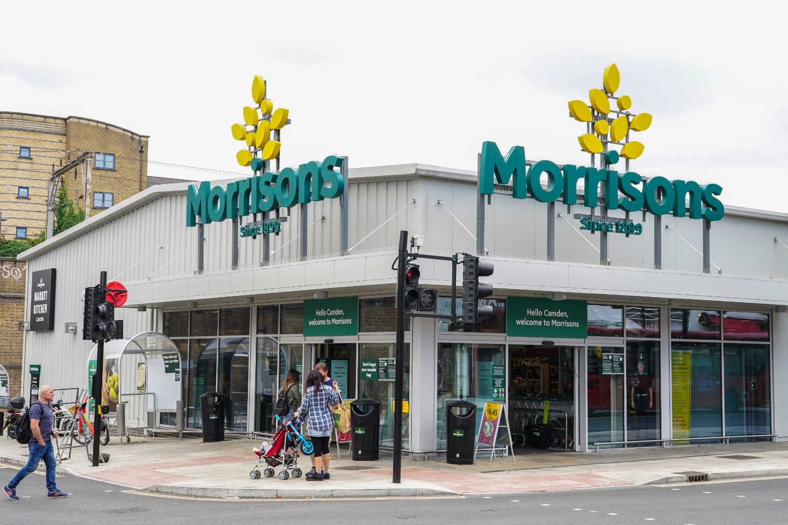 Morrisons takeover auction battle ends with £7bn bid from private equity giant