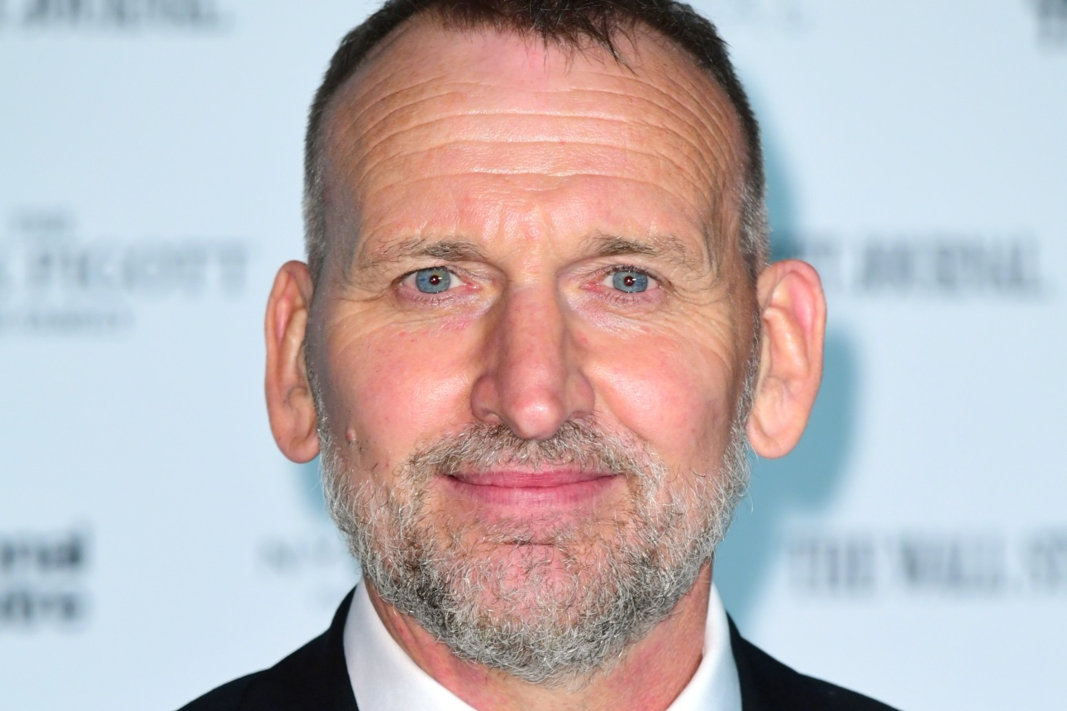 Christopher Eccleston 'nearly lost everything' during mental health battle