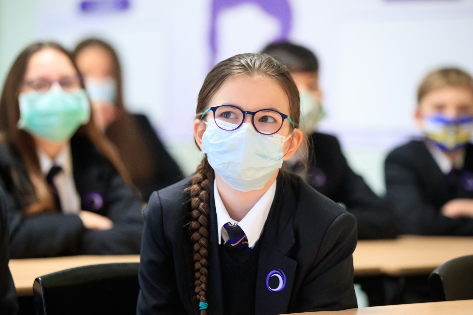 Masks could return to classrooms in England to stem spread of coronavirus thumbnail