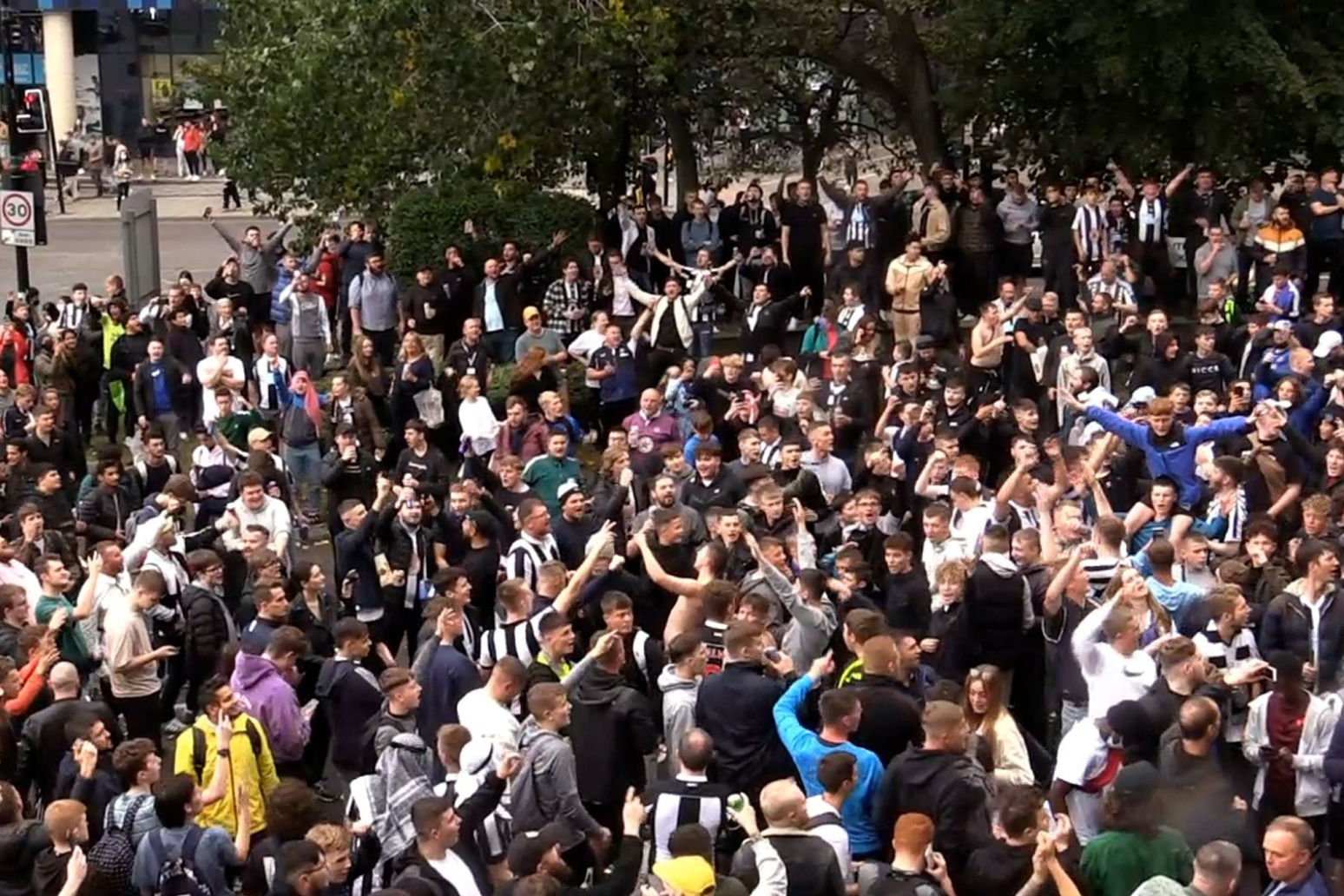 Newcastle takeover brings celebration and controversy in equal measure