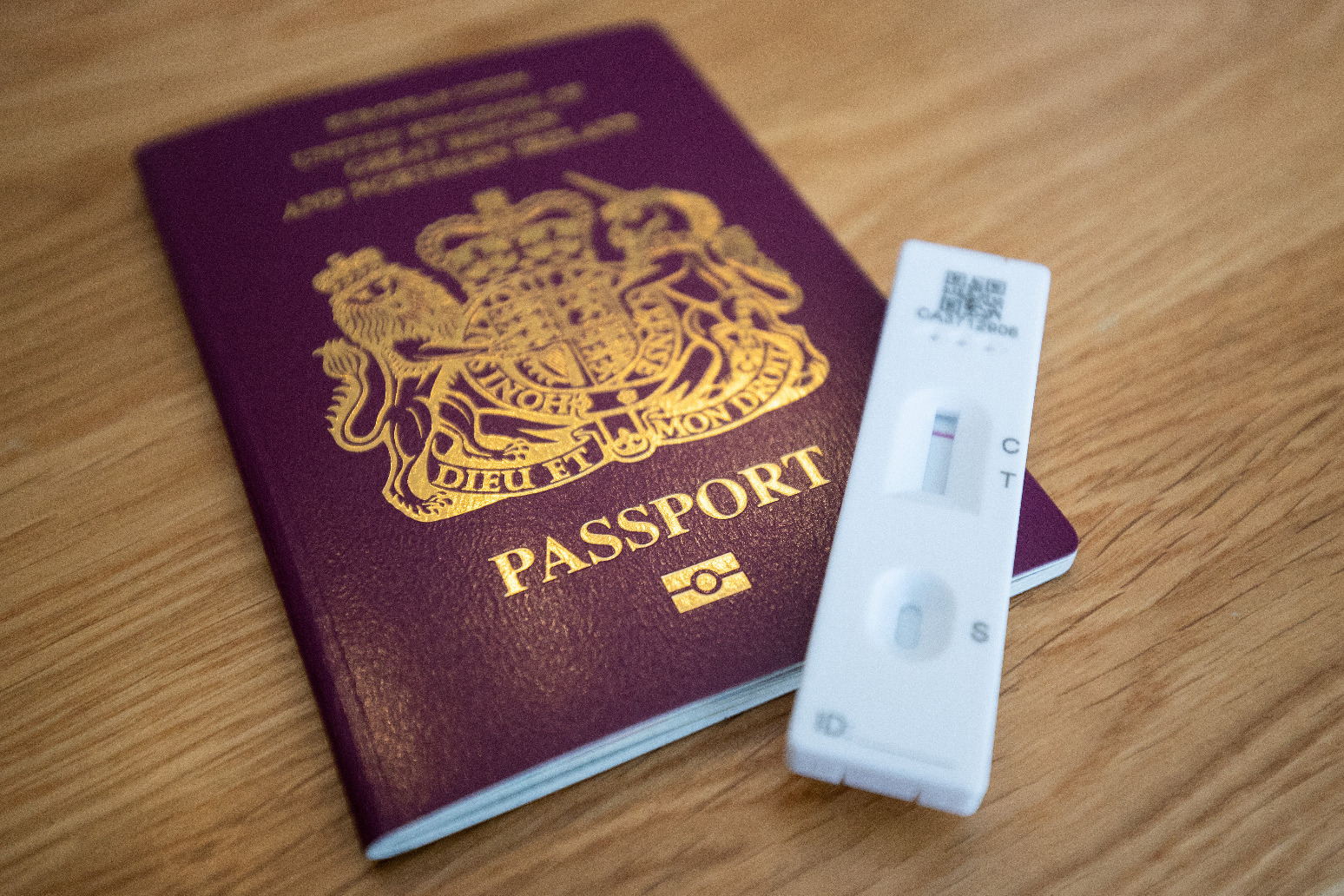 International travellers arriving into Scotland will now be able to take a lateral flow test instead of a PCR test