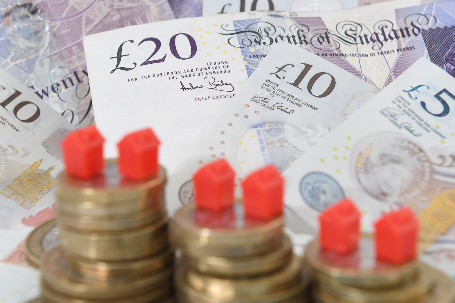 Average home 'has added £49,257 to its value over the past five years'
