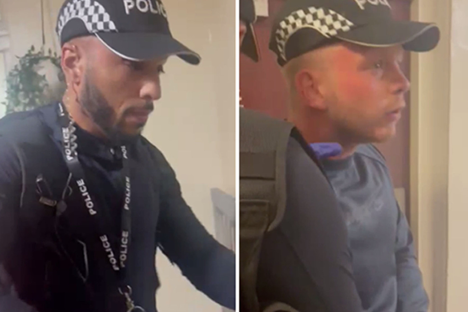 Detectives seek two men thought to have impersonated police officers