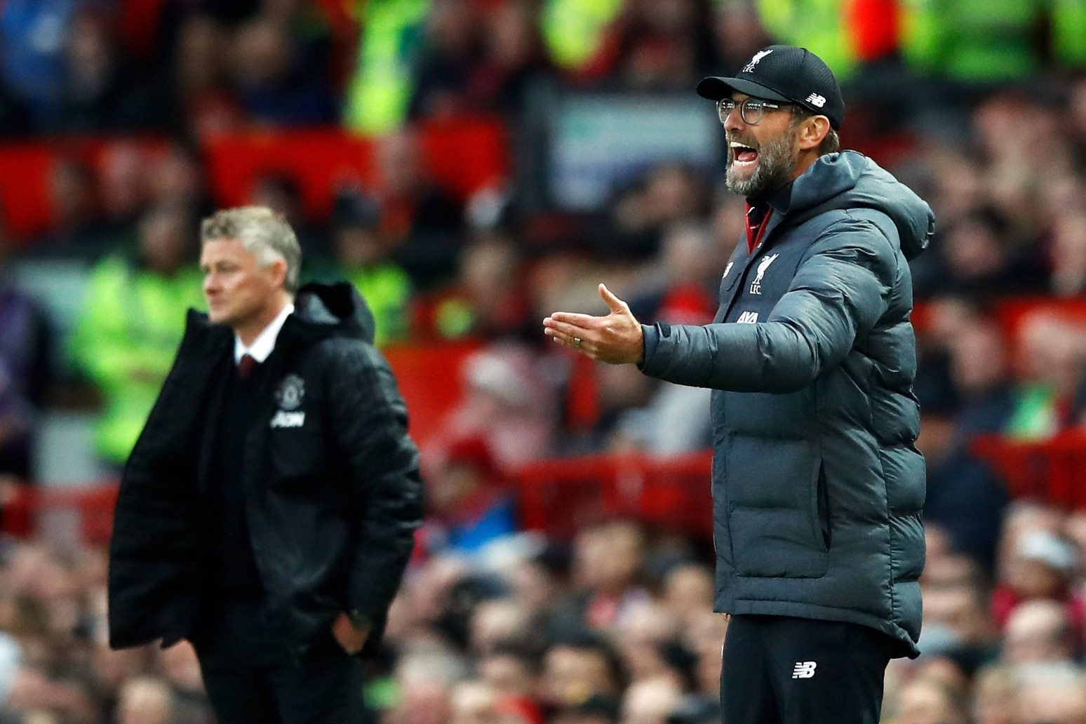 KLOPP CRITICAL OF VAR AFTER DRAW AT OLD TRAFFORD
