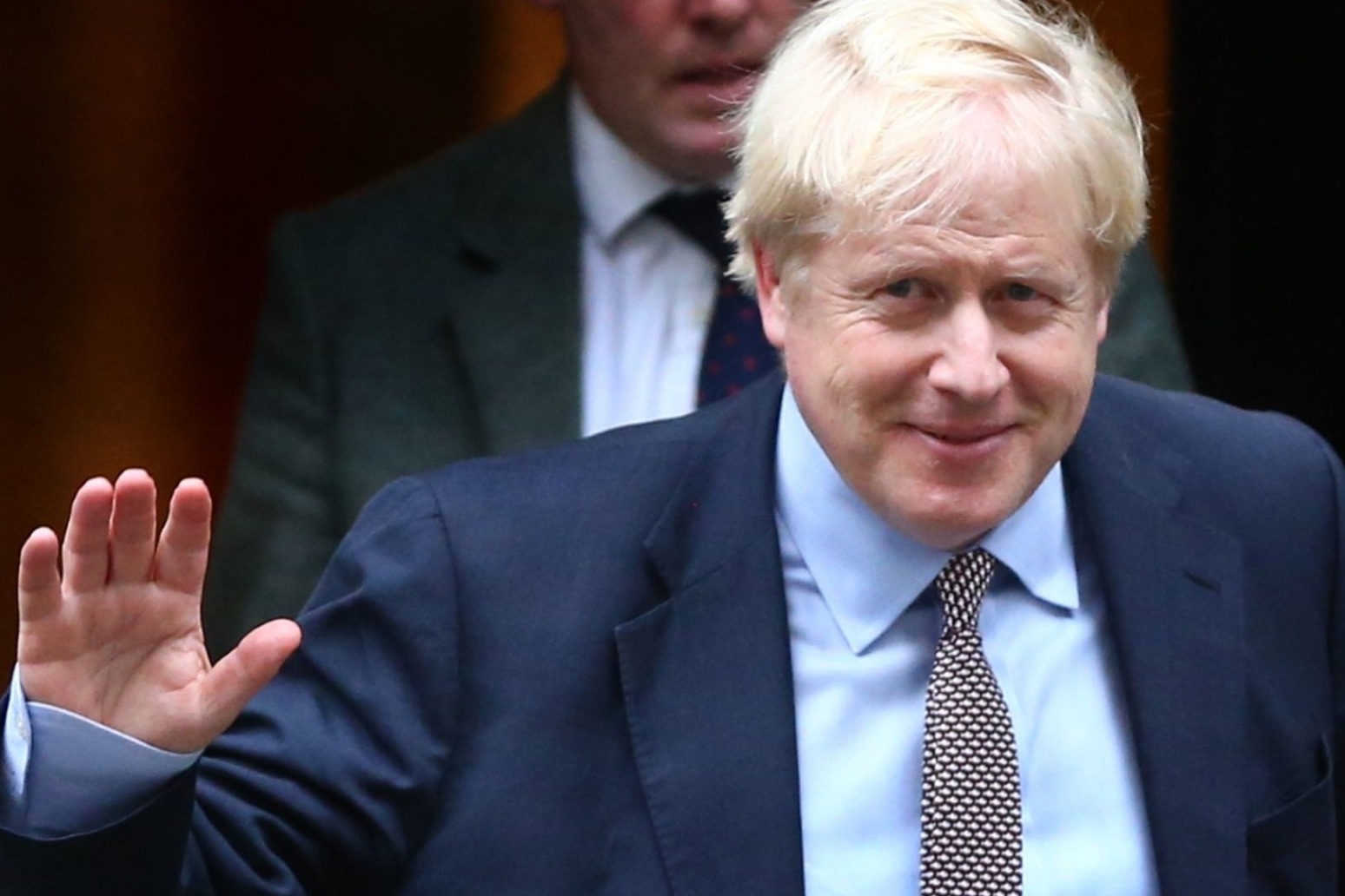 Johnson to chair cabinet after ministers leave in dramatic reshuffle