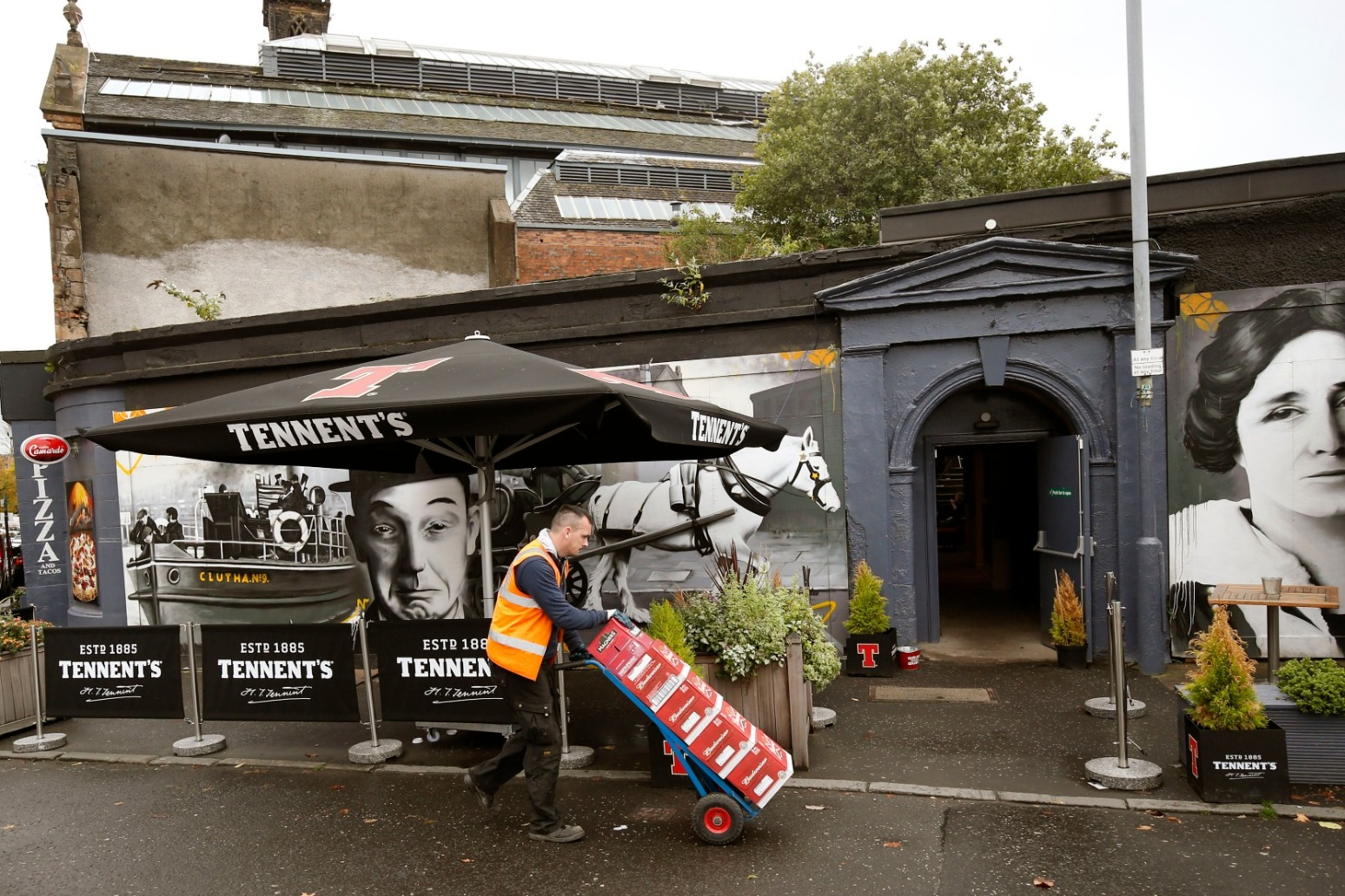 The findings of the report into the helicopter crash at the Clutha Bar in Glasgow has been published.