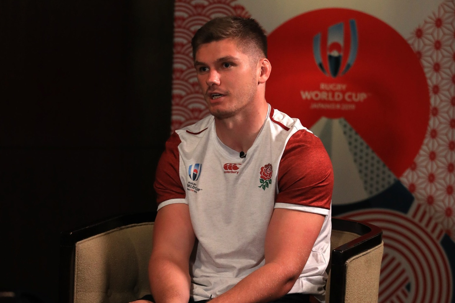 ENGLAND WILL PLAY WITH NO FEAR IN RUGBY WORLD CUP FINAL, SAYS JONES
