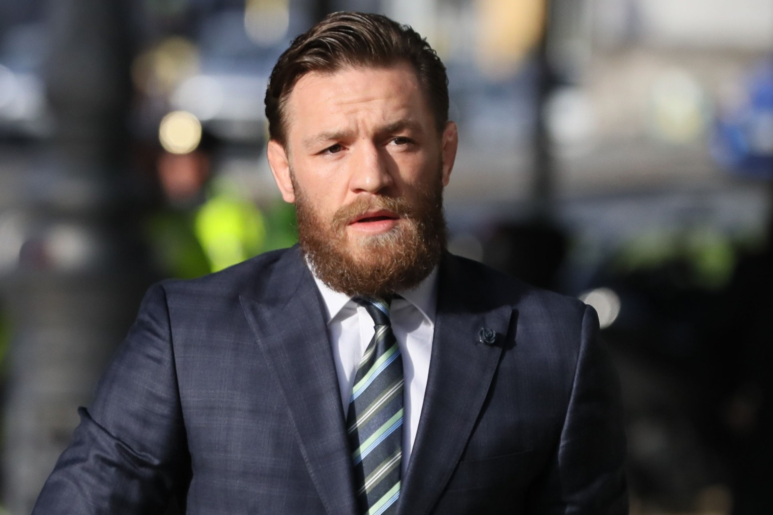 CONOR MCGREGOR DUE IN COURT TO FACE ASSAULT CHARGE