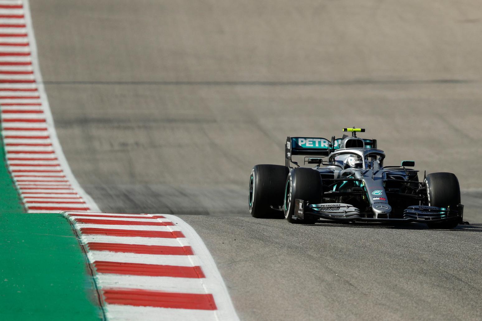 Bottas wins but Hamilton takes 6th F1 World Championship title