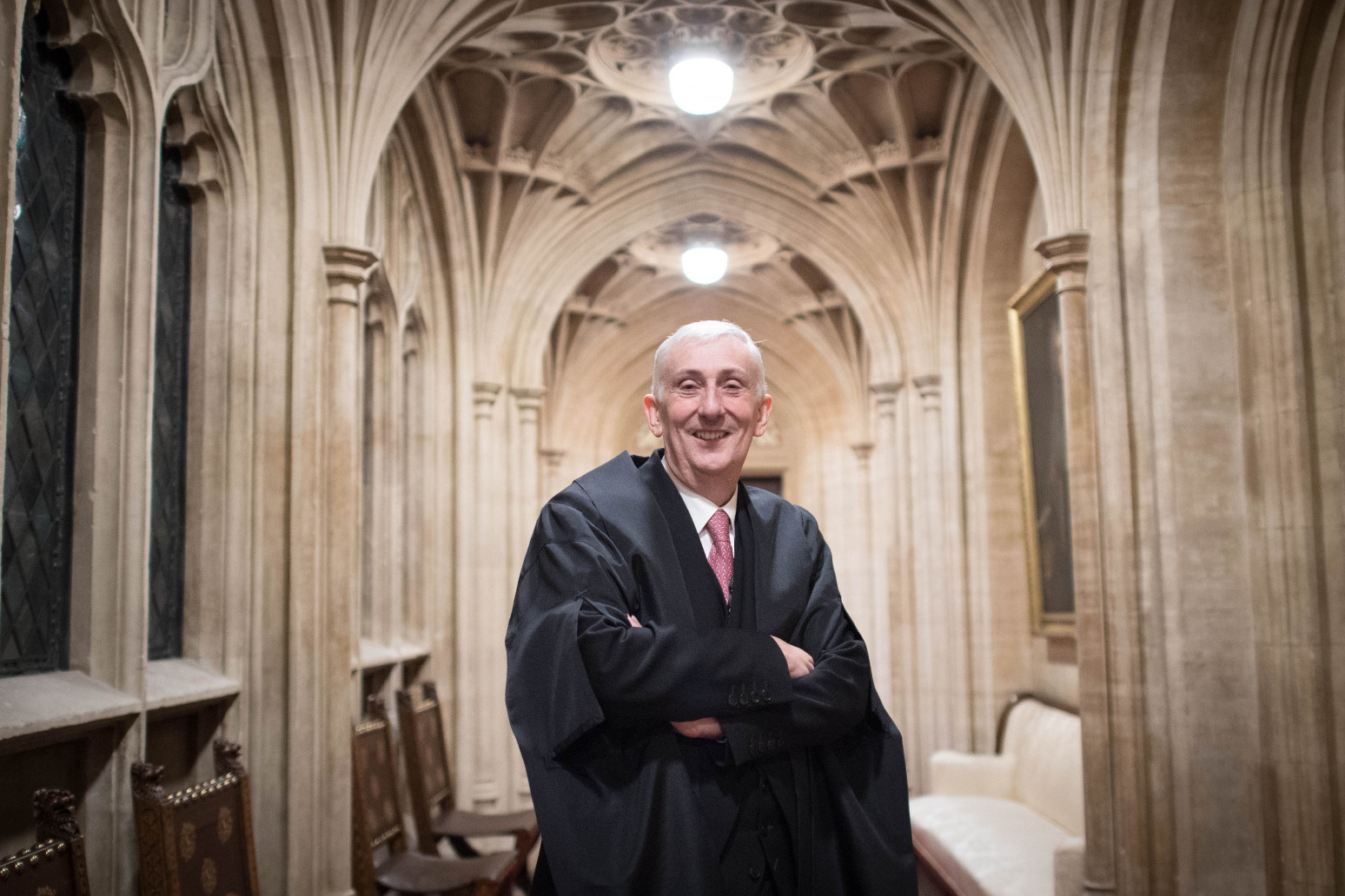 MPS ELECT SIR LINDSAY HOYLE TO REPLACE JOHN BERCOW AS COMMONS SPEAKER