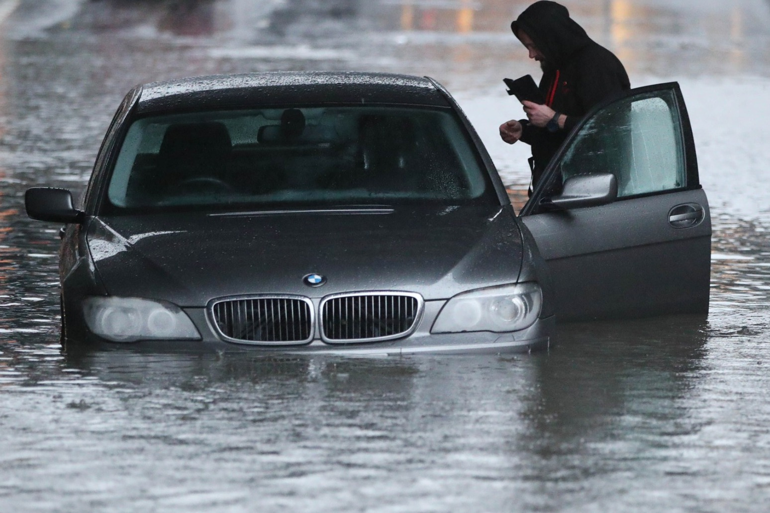 MORE THAN 100 FLOOD WARNINGS IN PLACE AFTER DELUGE