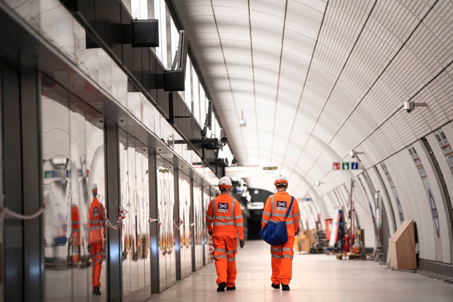 CROSSRAIL DELAYED UNTIL 2021 AS COSTS RISE AGAIN
