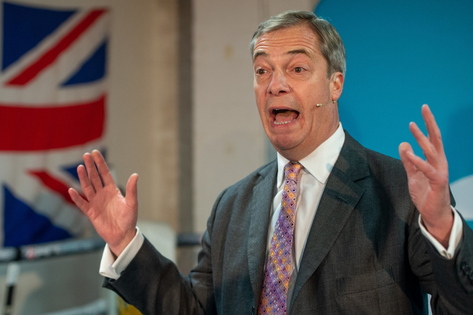 PRESSURE ON FARAGE TO PULL CANDIDATES FROM SEATS