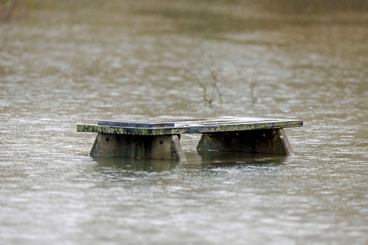 FLOOD WARNINGS STILL IN EFFECT ACROSS ENGLAND, BUT RELIEF FROM RAIN FORECAST