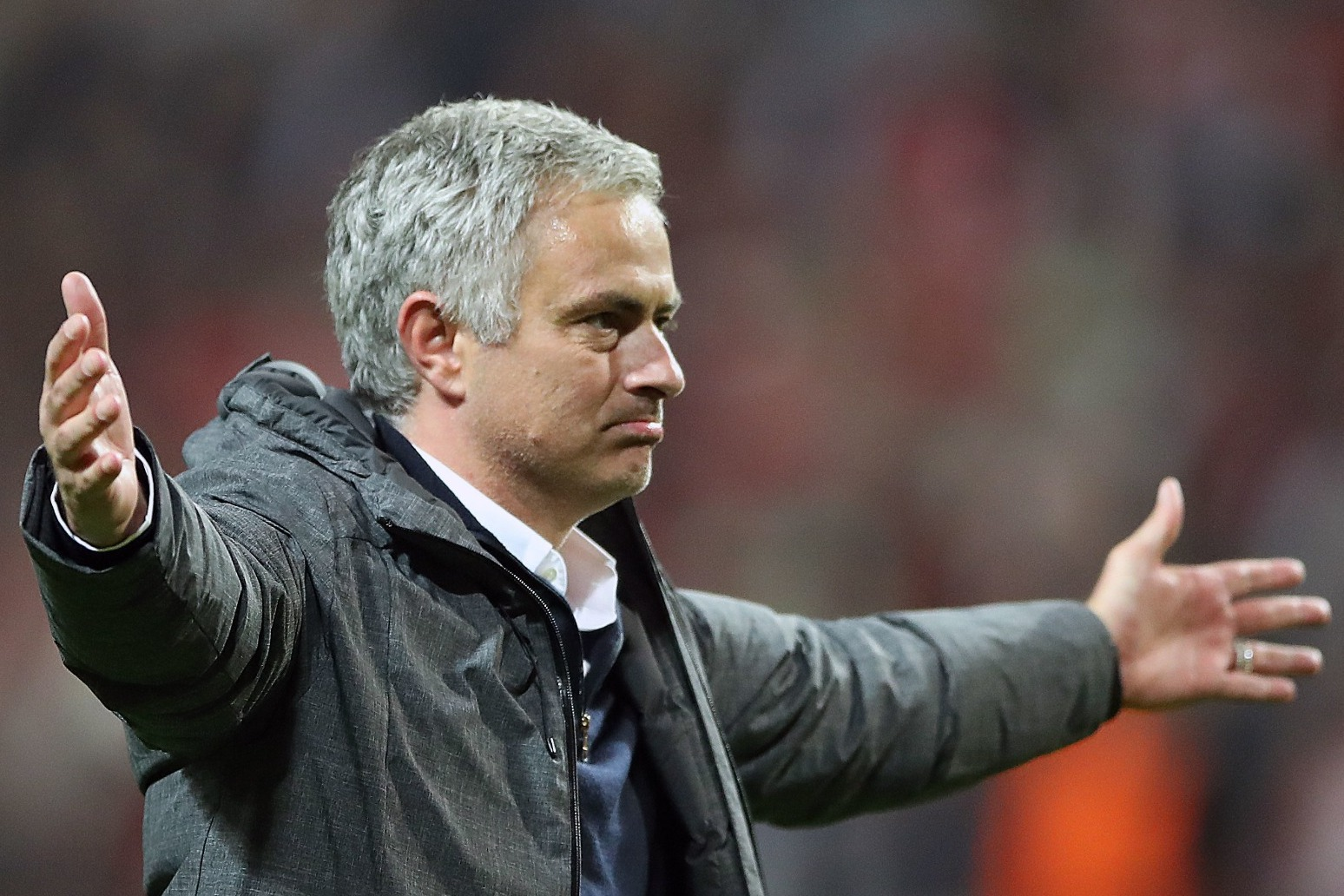 MOURINHO EXCITED BY TOTTENHAM\'S POTENTIAL AFTER TAKING OVER AS HEAD COACH