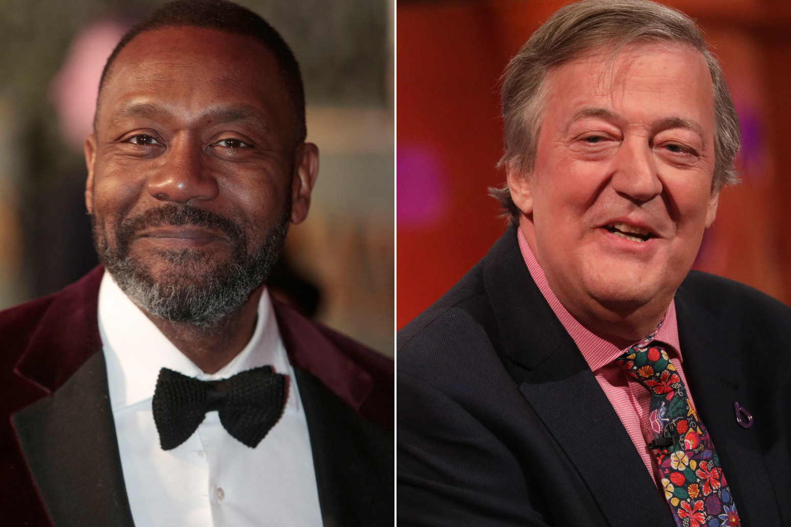 SIR LENNY HENRY AND STEPHEN FRY LAND \'MAJOR\' DOCTOR WHO ROLES