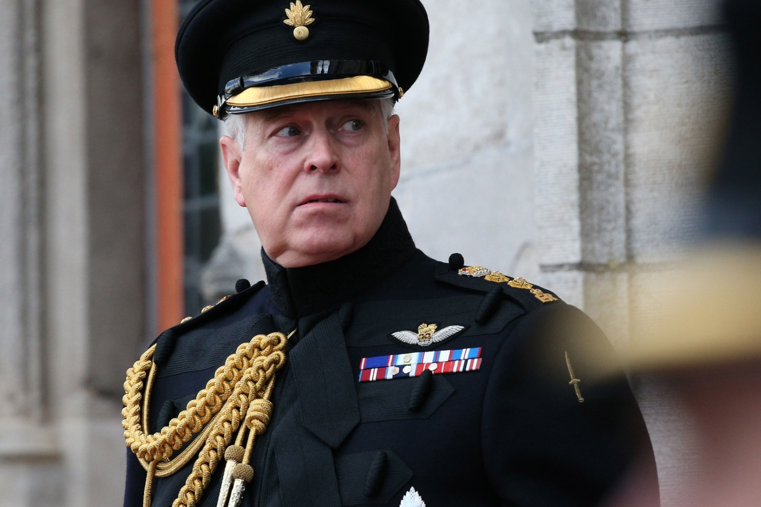 PRINCE ANDREW TO TAKE A STEP BACK FROM PUBLIC LIFE