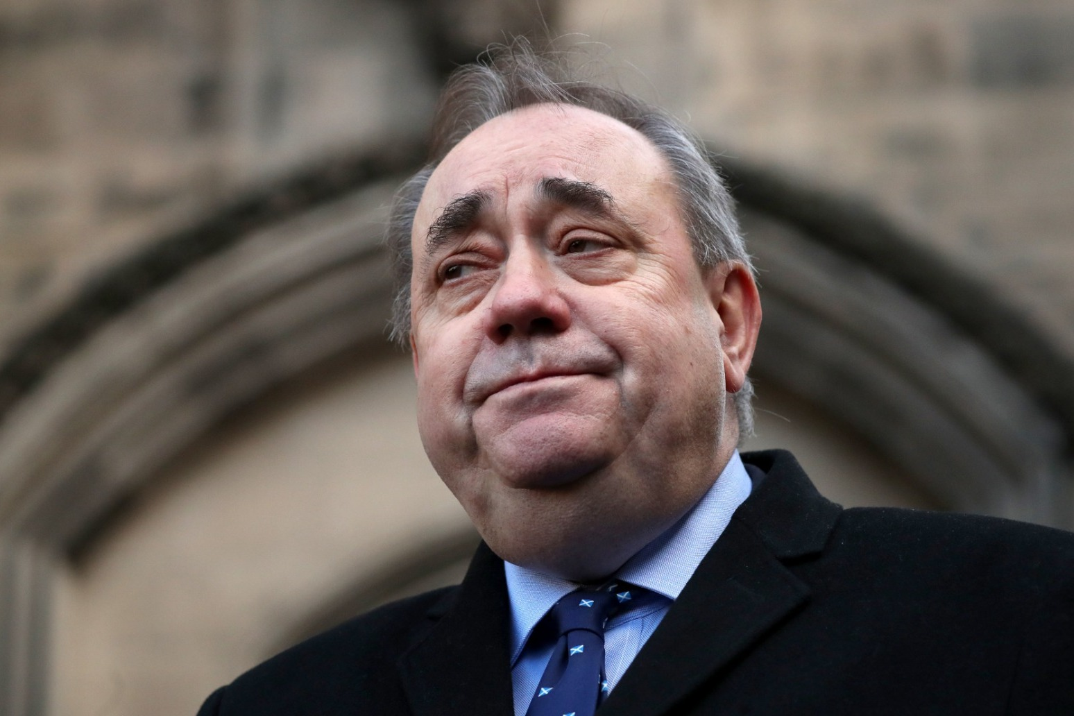 SALMOND TO APPEAR IN COURT ON SEXUAL ASSAULT AND ATTEMPTED RAPE CHARGES