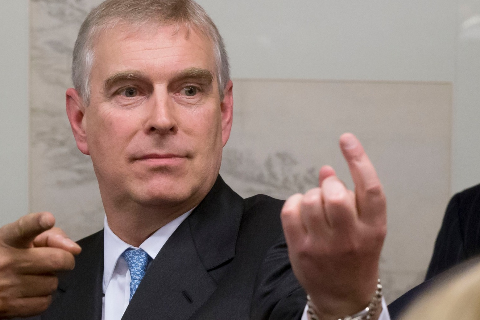 DUKE OF YORK TO HAND OVER REINS OF PITCH@PALACE PROJECT