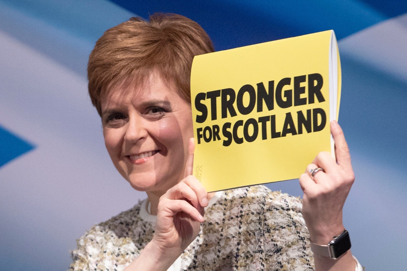 DEBATE TO BE HAD ABOUT FUTURE OF MONARCHY: STURGEON