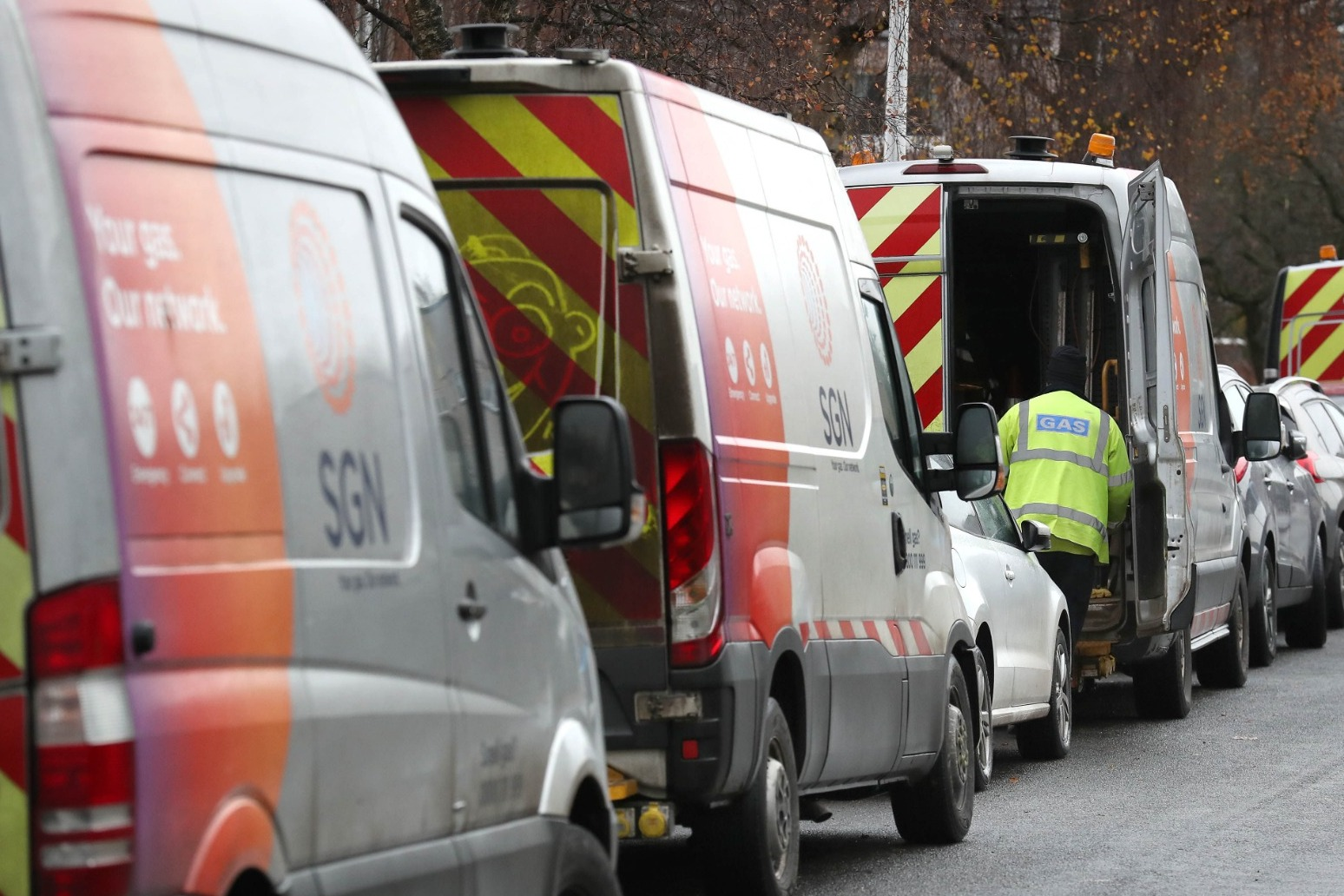 HOMES COULD BE WITHOUT GAS FOR FIVE DAYS AFTER NETWORK FAILURE