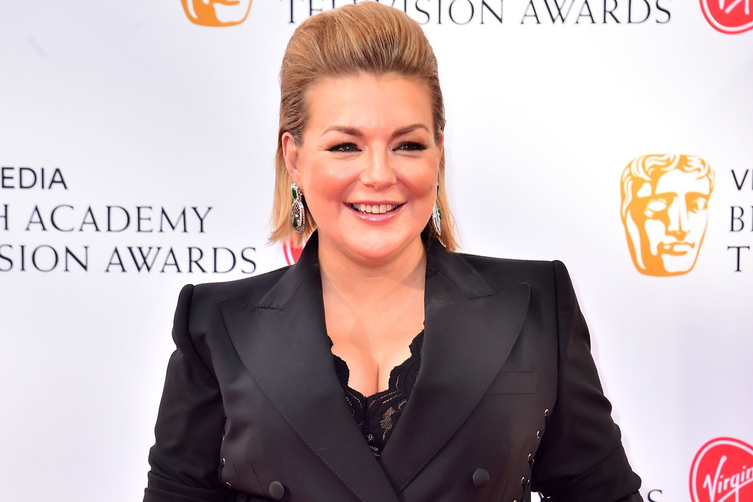 FIVE, FOUR, THREE, TWO, ONE... SHERIDAN SMITH JOINS THUNDERBIRDS ARE GO